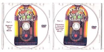 swing dance mama cd
